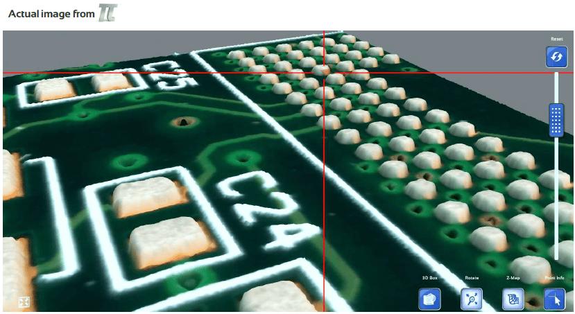 Vi TECHNOLOGY démontrera les performances de sa toute dernière gamme de machines d'inspection 3D de la pâte à braser (3D SPI) et de son logiciel SIGMA Review, à SMTAI