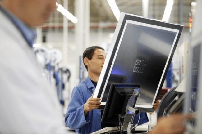 Amélioration de la qualité d'une ligne d'assemblage de cartes électroniques, chez SAFRAN Morpho, avec la solution d'inspection optique de Vi TECHNOLOGY