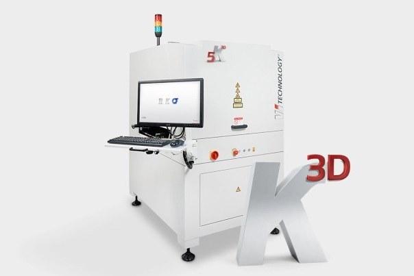 Vi TECHNOLOGY AOI 5K3D désigné « Meilleur Produit Européen » à SMTAI